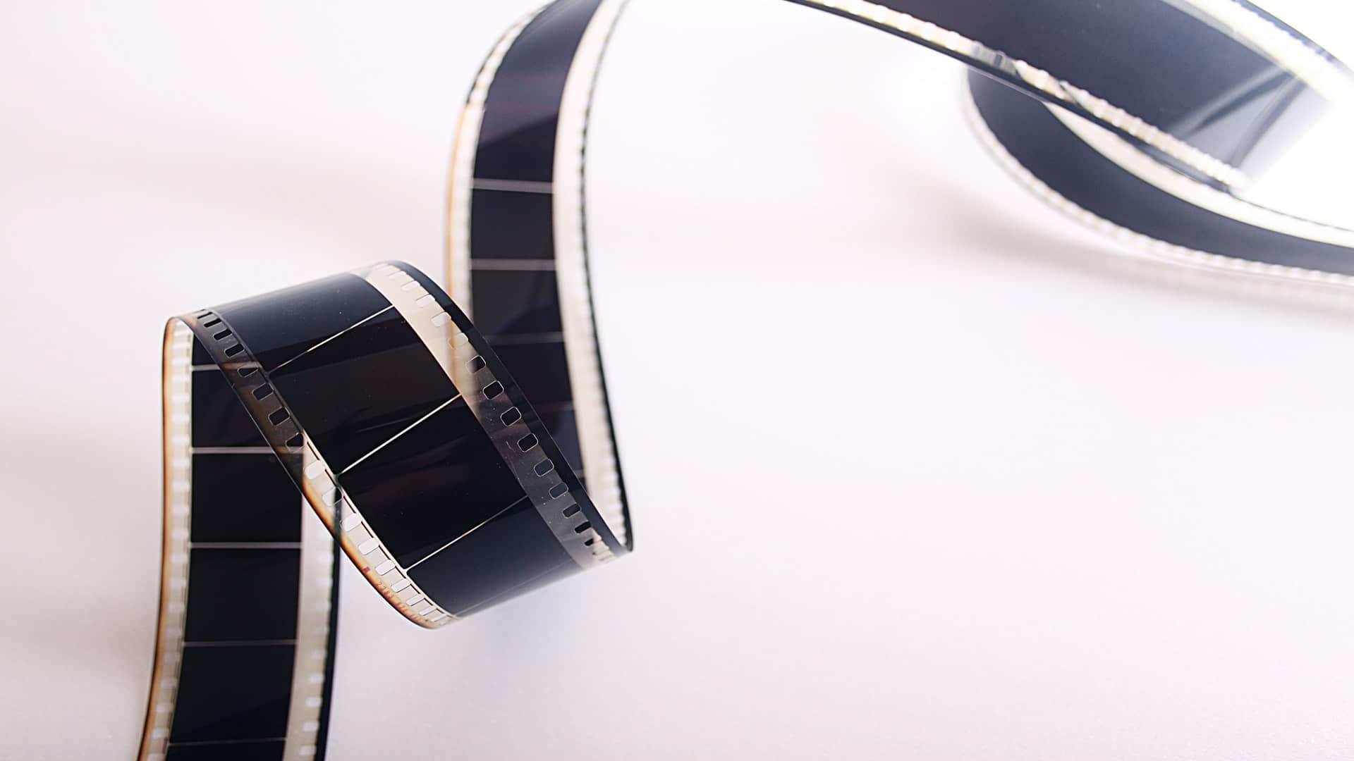 een filmstrip