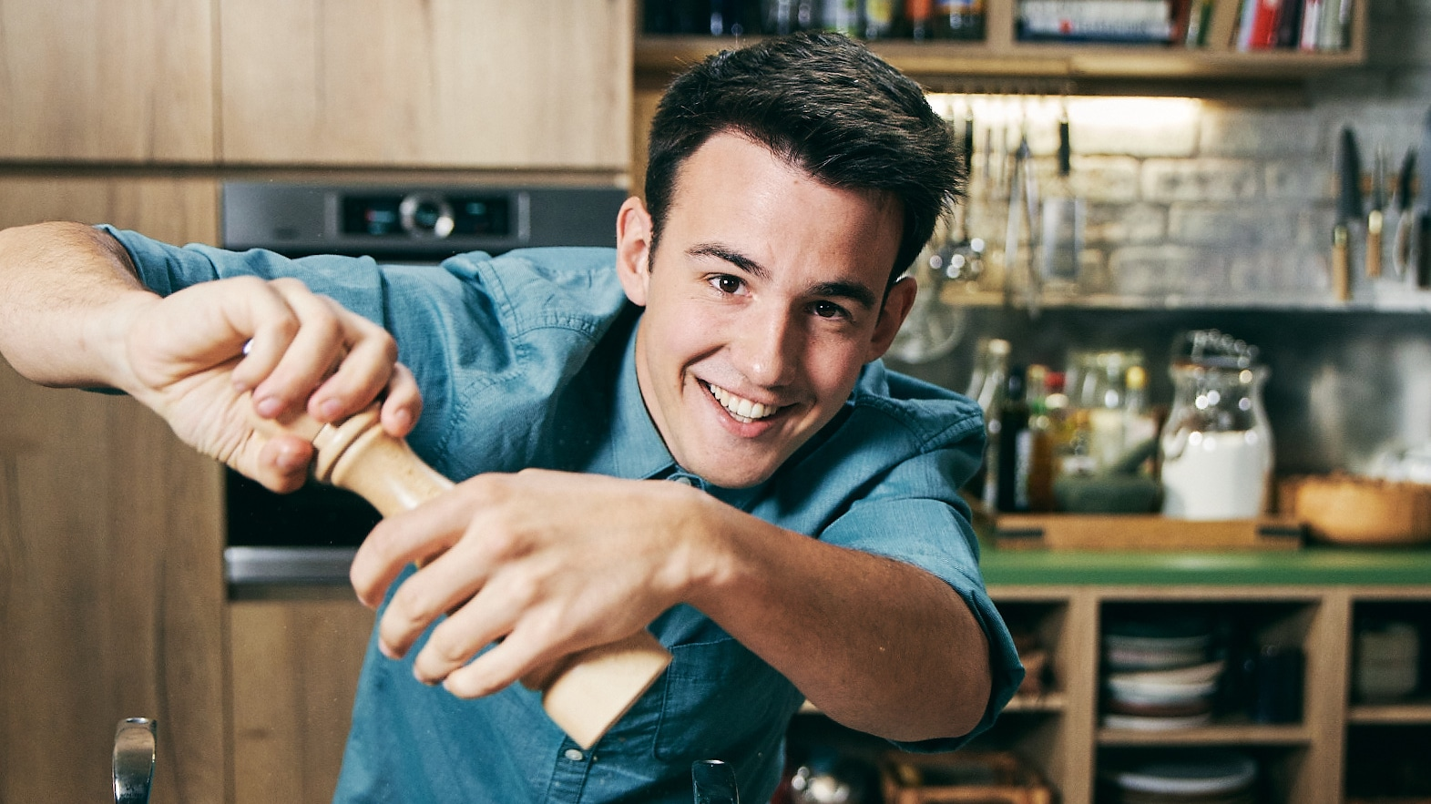 Loïc Van Impe, foodvlogger- en blogger