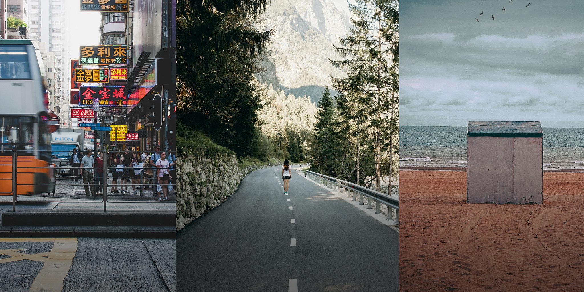 driemaal anders reizen