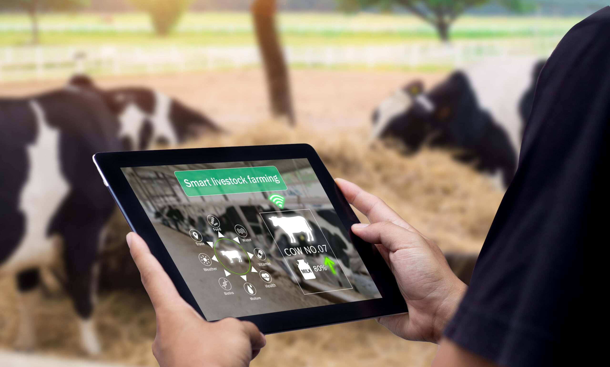 Smart Agritech