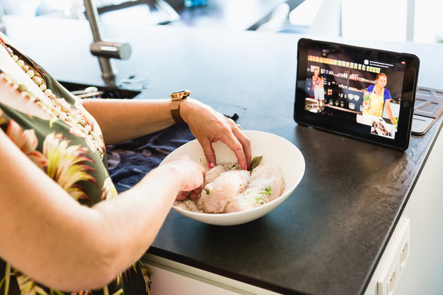 cuisine en ligne