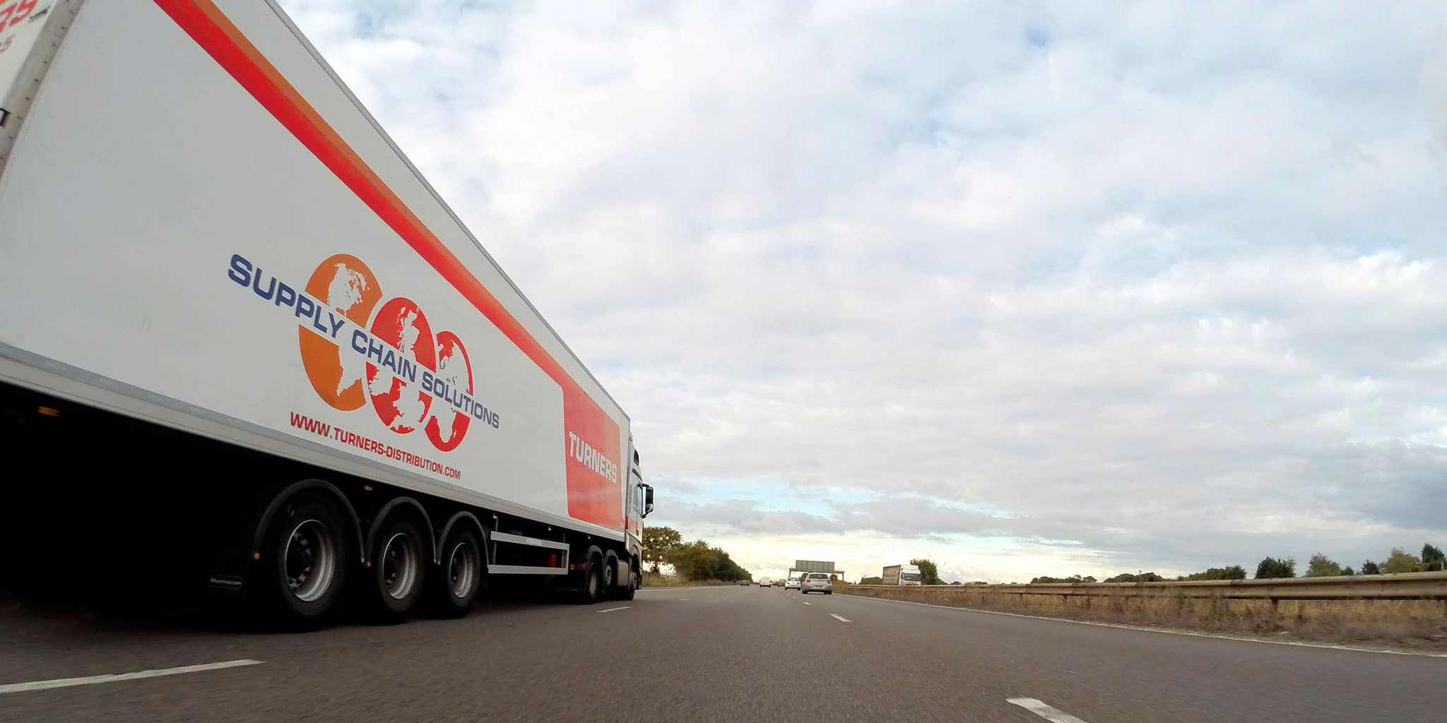 Fokus-Milieu-Supply Chain Solutions vrachtwagen