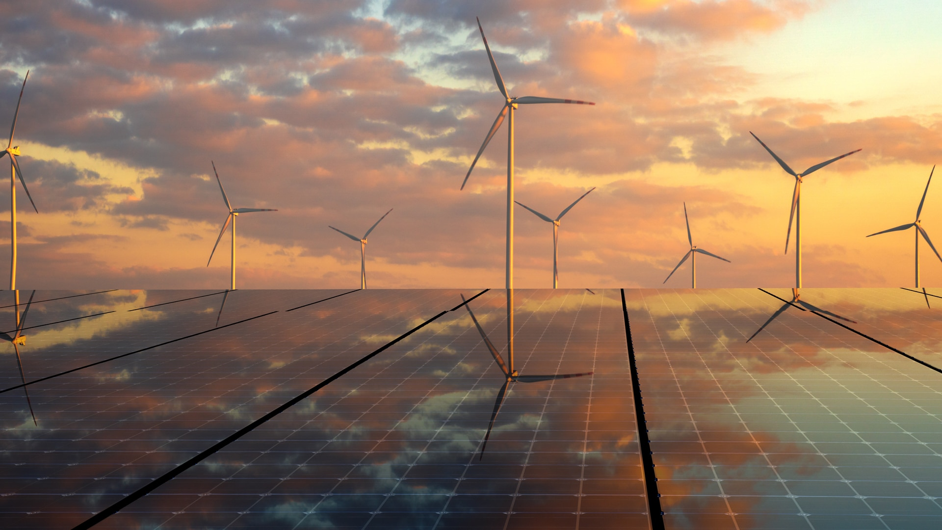 clean energy_windmills