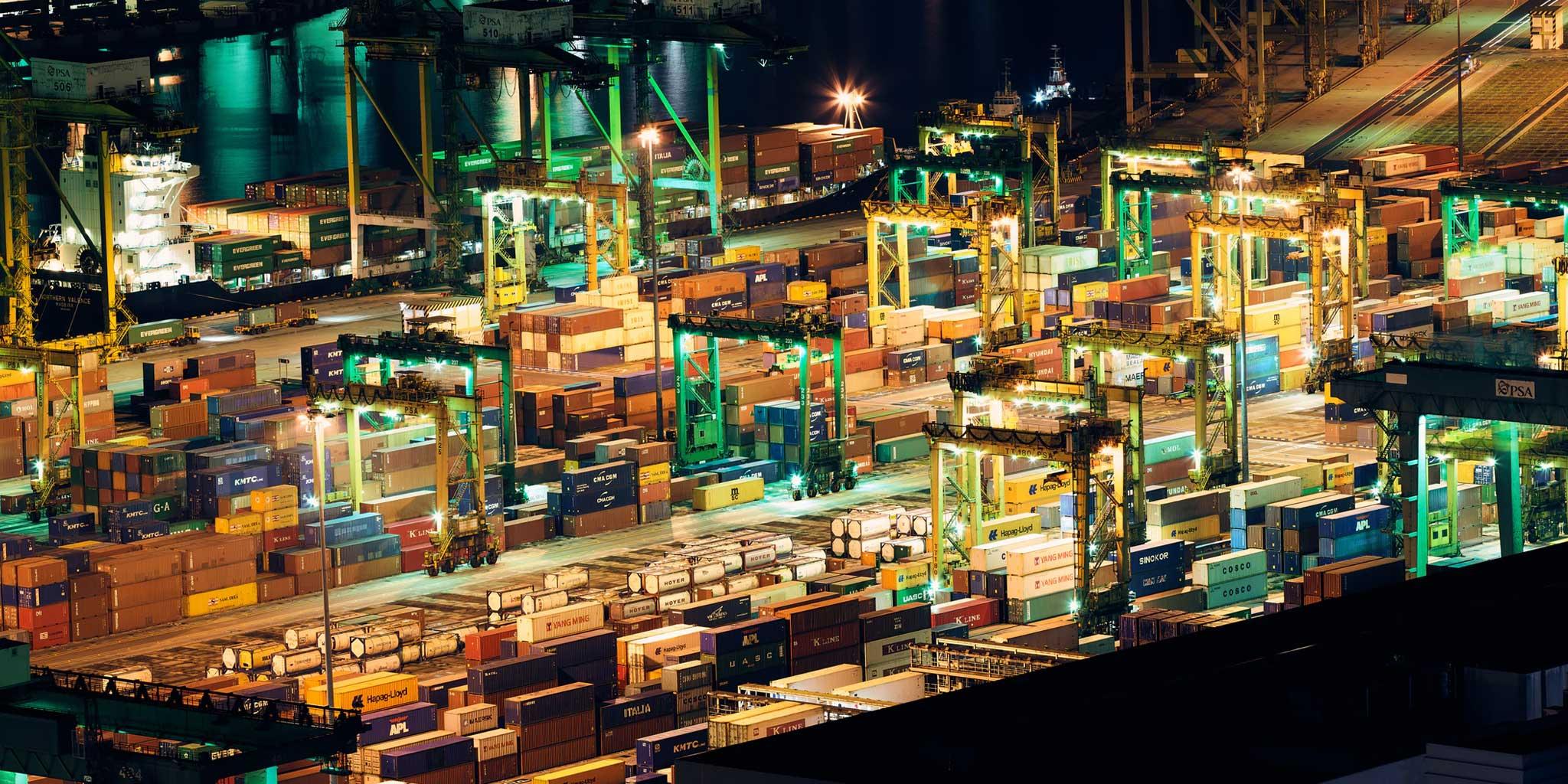 De toekomst zit in de export.