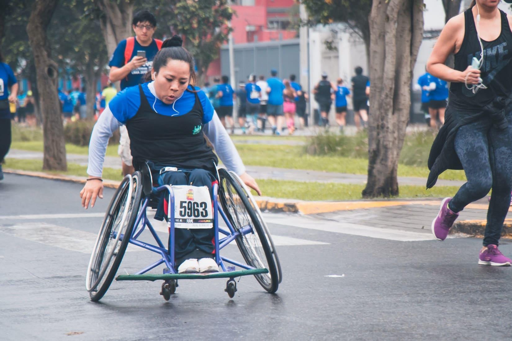 Inclusive sport_wheelchair_G-sport