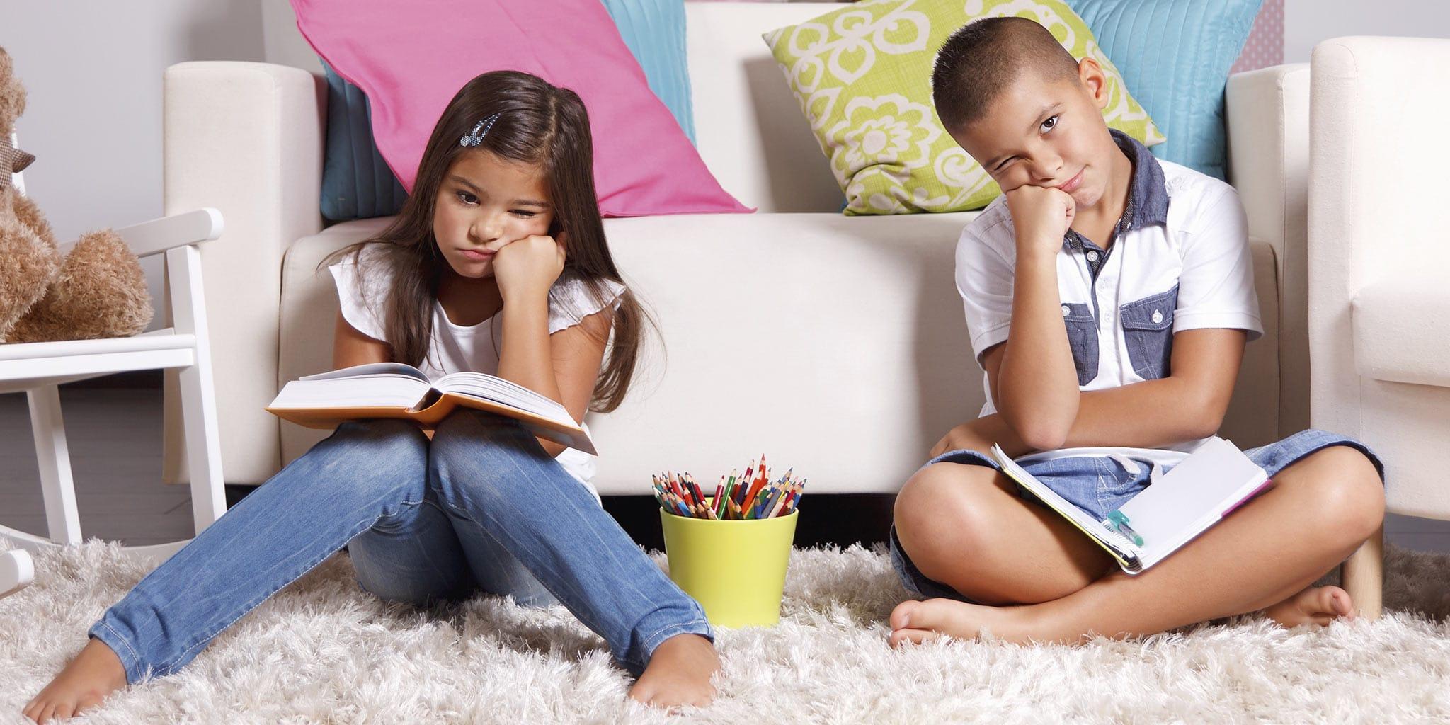 Spelen: Kinderen zijn elkaars eerste opvoeders