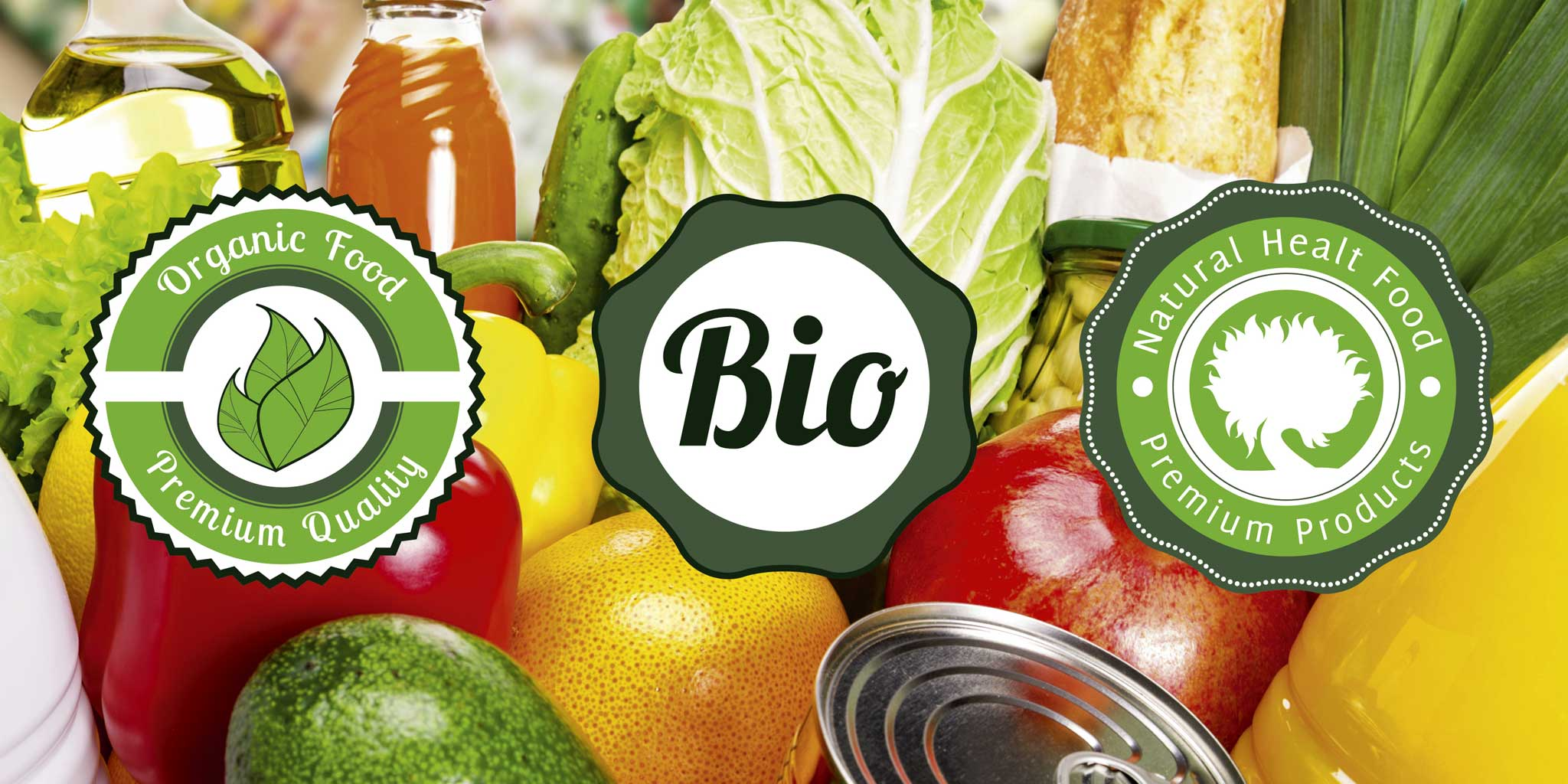 Organic food en Bio