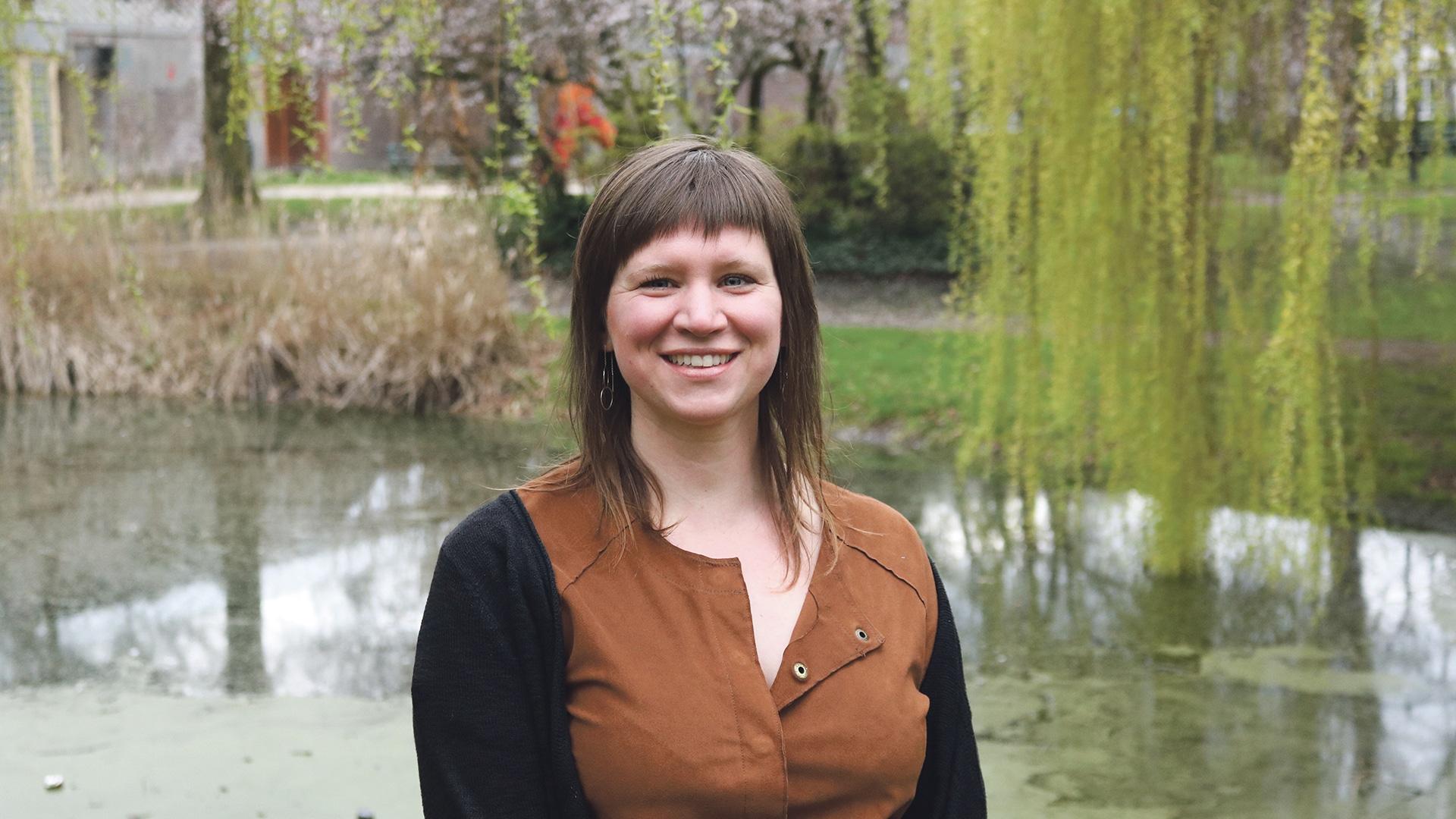 Karen Scheire Week van de Mobiliteit