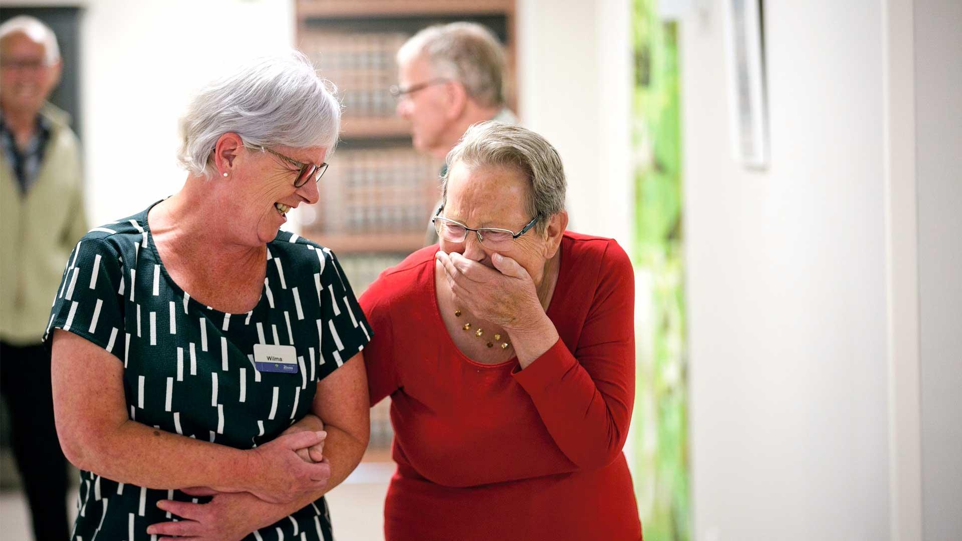 Samenwerken in de zorgketen loont