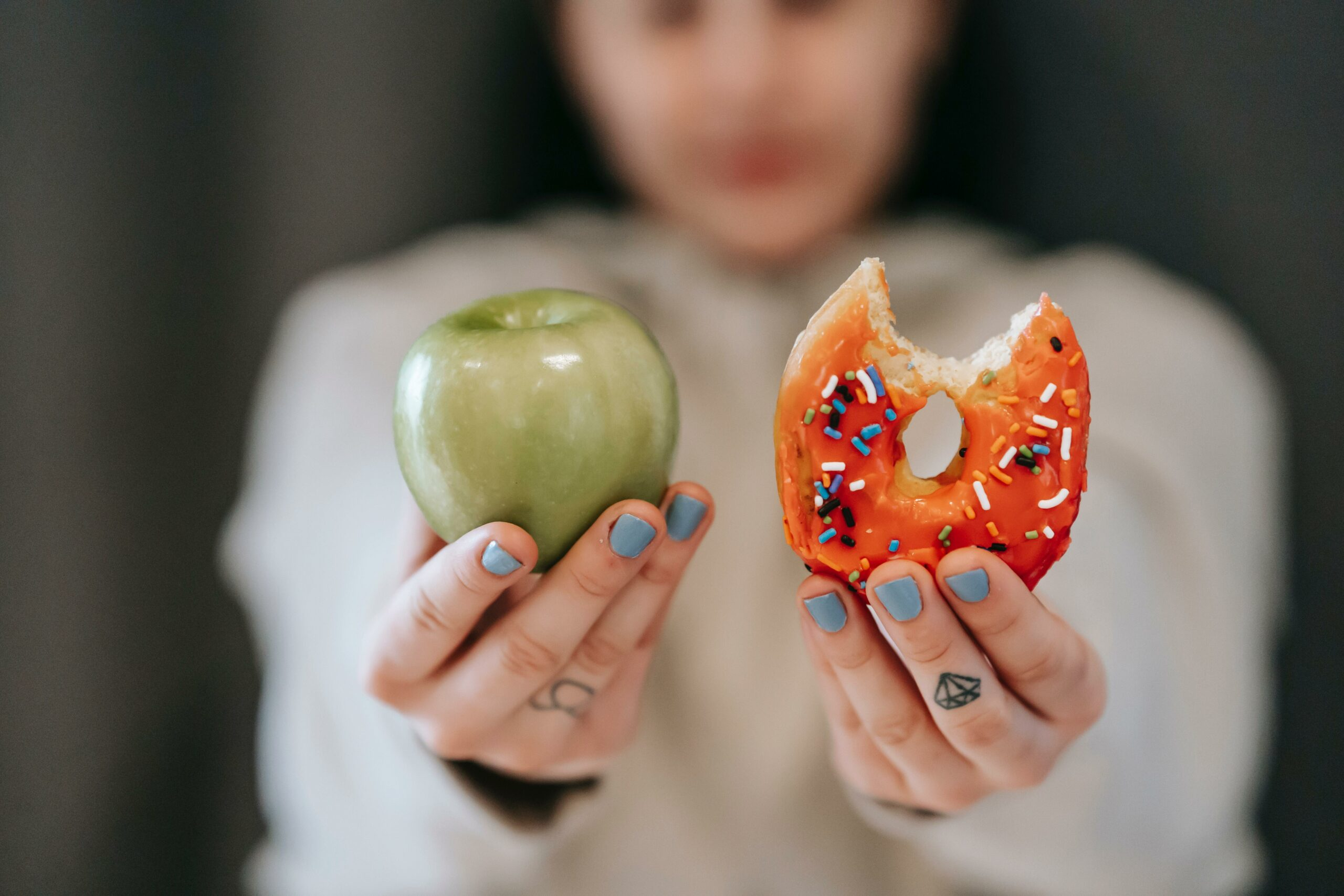 gezondheidsongelijkheid_gezond_ongezond_voeding