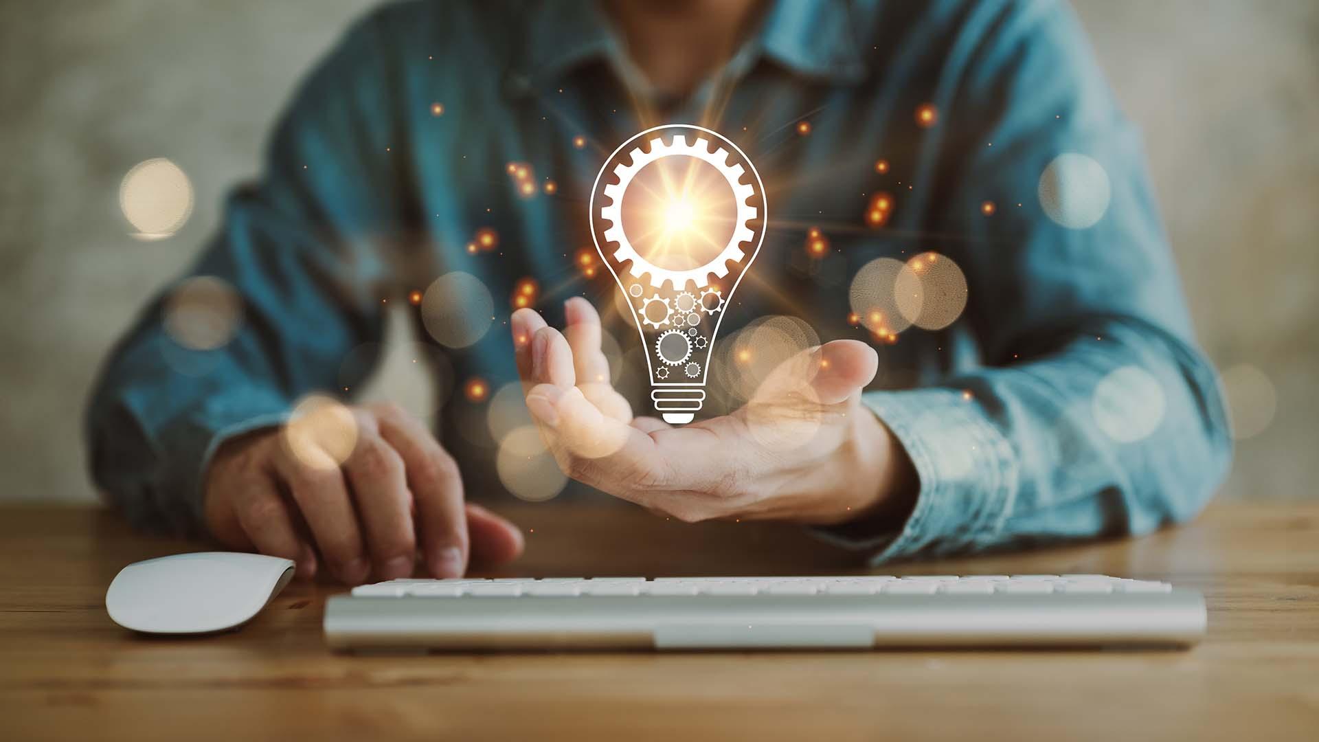 lamp innovatie